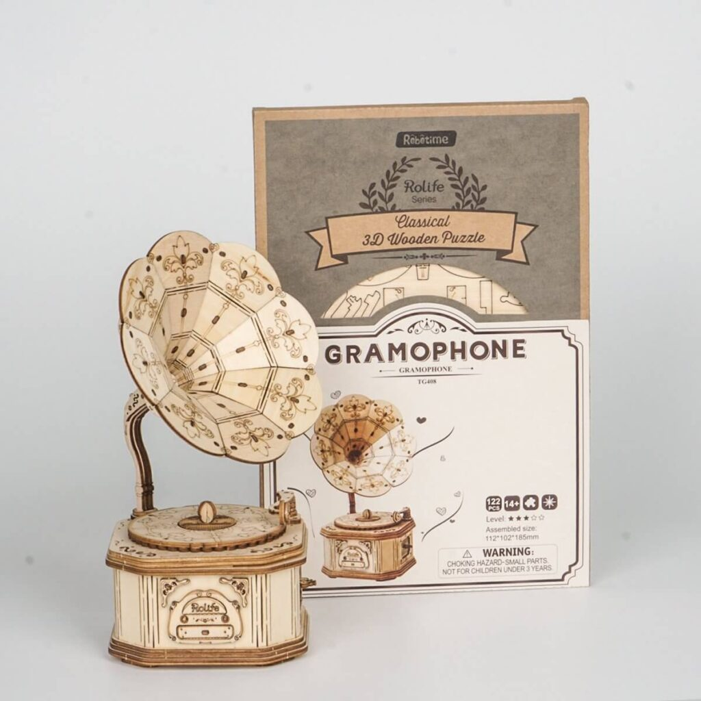 Rolife Gramophone Assembly
