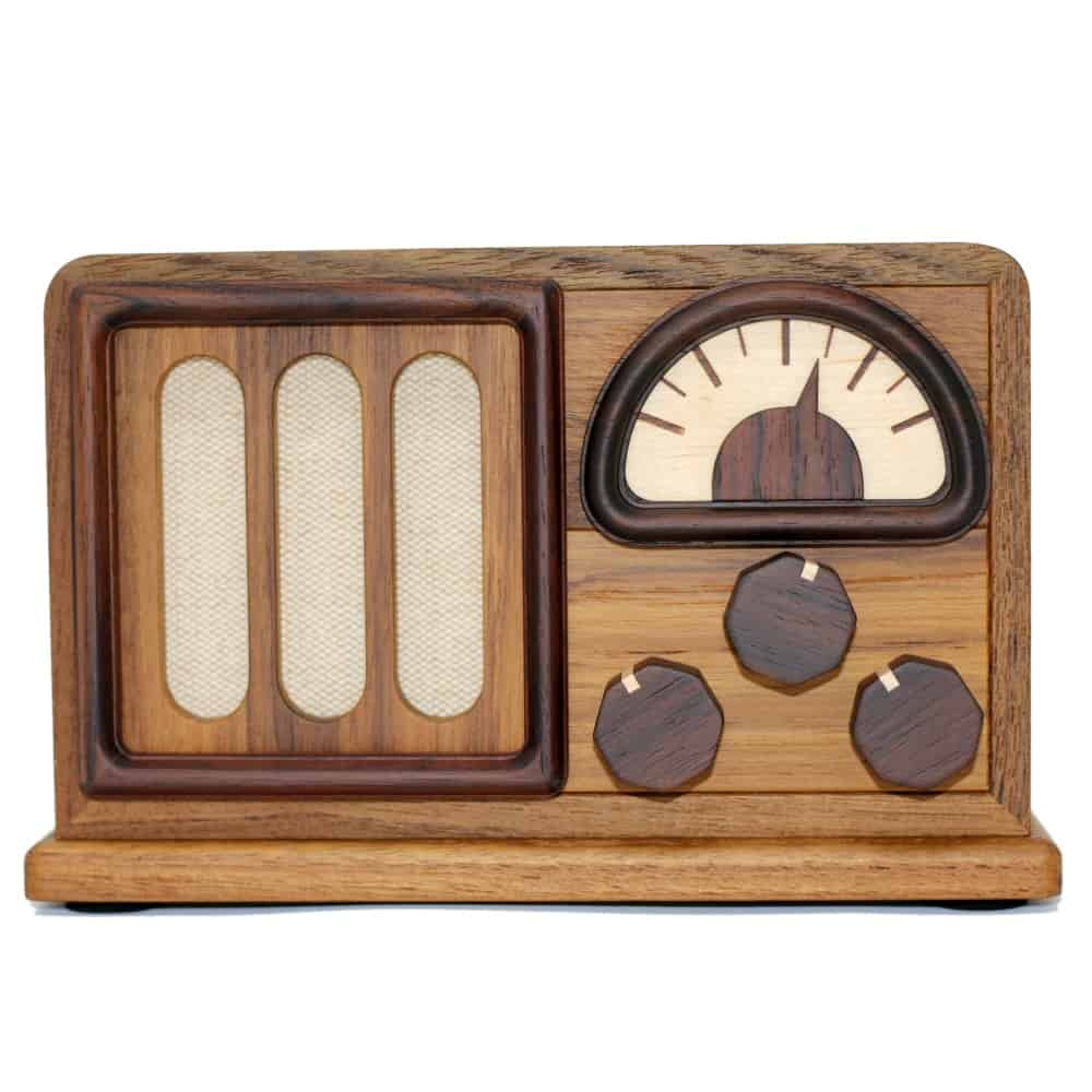 Karakuri Bad Radio Puzzle Box How to solve